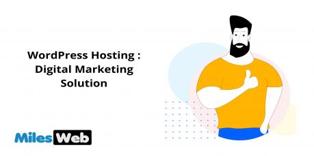 Wordpress Hosting for Digital Marketing